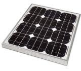 Mono панель солнечных батарей 30W для малой солнечной электрической системы