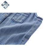 100%年の綿織物から成っている子供のデニムのジャンプスーツ