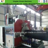 PE HDPE 배수장치 하수 오물 Widing 관 생산 공장