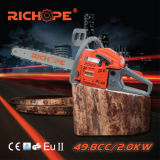 High Efficiency Scie à chaîne 50cc avec CE GS pour Garden utilisation (CS5200)