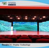 Vorderer hinterer Zugriffs-Innenmiete LED-Bildschirmanzeige gebildet mit magnetischen Baugruppeen P4.81