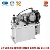 Stazione idraulica personalizzata, unità motrice, circuito idraulico per strumentazione