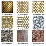 Strato di colore dell'acciaio inossidabile di perfezione 304 per i materiali della decorazione