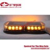 LEIDENE van het Voertuig van de Ziekenwagen van de Politie van de Lens van PC 1W MiniLightbar