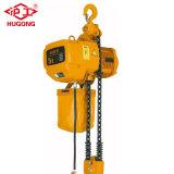 2 Tonnen-Gebäude-Hebevorrichtung-elektrische doppelte Kettenhebevorrichtung mit Laufkatze