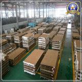 Folha fina laminada do aço inoxidável de ASTM316L