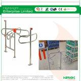 スーパーマーケットのための自動手動振動回転木戸のゲート
