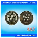 Изготовленный на заказ коммеморативные монетки сувенира бронзы Antique монетки с влиянием 3D