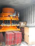 Indonesia Venta caliente arena de cantera de piedra caliza que hace la máquina Plfc1250 en caliente