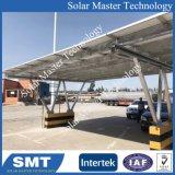 SMT太陽Carportの鉄骨構造