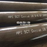 Puits de pétrole des tubes et tuyaux sans soudure de l'API carter avec la norme API 5CT