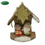 El mejor venta de cerámica de estatuas de San San figuritas de Navidad juegos de Navidad