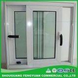 China-Preis-energiesparendes doppeltes Glas UPVC u. Kurbelgehäuse-Belüftung Windows und Türen