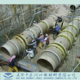 수력 전력을%s 물 공급 섬유유리 관