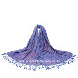 Повелительница Жаккард Шаль способа шарфа 2016 цветов нового прибытия Multi