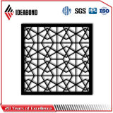 El panel perforado de aluminio curvado CNC 2017 de la máquina de Ideabond