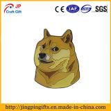 Personalizar a forma de Cão Pin de lapela para venda