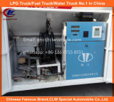 Bobtailトラックを満たす20m3 10ton LPGディスペンサーの移動式シリンダー