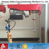 Hijstoestel van de Kabel van de Draad 500kg van het Type van PA van de fabrikant het Draagbare Mini Elektrische
