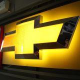 Emblème acrylique de véhicule éclairé à contre-jour par 3D de logo de véhicule de DEL