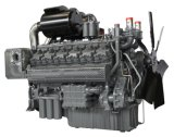 Wudong Holset Turbocharge 4-Stroke Diesel Engine