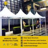 Huayeは結合したホテルの入口の経路(hy074b)のための小さい望楼のテントを