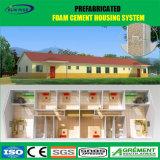 Einfache Montage-hölzerne einstöckige vorfabrizierte Häuser Südafrika