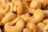 焼かれた塩味のカシュー、風味を付けられたカシューナッツ、