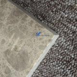 De opgepoetste Natuurlijke Donkere Bruine/Grijze Tegel van de Vloer