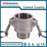 De aço inoxidável 316 Camlocks/Acople Excêntrico/Acoples rapidos