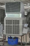 공장에 있는 에너지 절약 물 공기 냉각기 사용