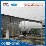 Tanque de armazenamento de GNL Lco2 do líquido criogênico