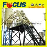 завод конкретного смешивания 75m3/H Hzs75 с CE и ISO одобрил