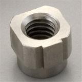CNC van de precisie de Malen Machinaal bewerkte Delen van het Metaal