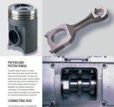 CNCの機械化の鋳造物鋼鉄海洋のディーゼル機関の部品