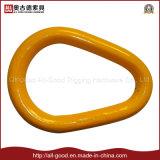 Tige/boucle modifiées de calage de bride de forme de poire
