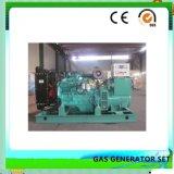 Produção combinada de calor e electricidade de energia 75kw gerador de Biogás de Gás Natural