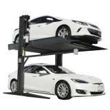 2 уровня гараж две должности Автостоянка гидравлической системы подъема