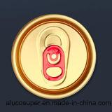 200飲料のふた50mmのアルミニウム容易な開放端
