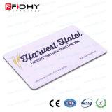 Lisible (R) Mifare DESFire Hôtel RFID à fréquence double carte clé