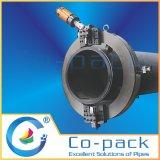 Ccc-Bescheinigungs-pneumatische Rohrleitung-Abschrägung-und Ausschnitt-Maschine