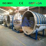 Heißer Verkaufs-industrieller Vakuumfrost-Trockner für Nahrung für Haustiere, Endlosschrauben, Zufuhr