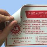 Membrana del PVC di materiale impermeabile