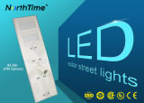 APPのスマートな制御オールインワンハイウェイの照明LED太陽通りか道ランプ