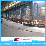 Capacité de haute qualité MD Processus de dépression de la fonderie, gamme de machines de moulage par coulée de métal