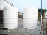 Anticorrosion PP/PE van het polypropyleen de Tank is op Sterk Zuur van toepassing