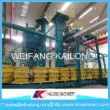 높은 정밀도 고품질 수용량 MD 진공 프로세스 주조 금속 주물 주조 기계 선