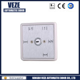 Commutateur principal en métal automatique de portes de Veze