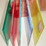 6.76mm farbiges lamelliertes Glas für Decke