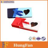 Rectángulo de empaquetado del caramelo/rectángulo de papel del chocolate para el regalo